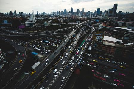 Bangkok Cityscape 07