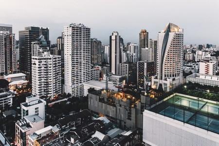 Bangkok Cityscape  08
