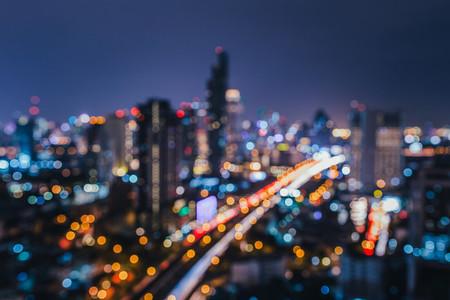 Bangkok Cityscape  09