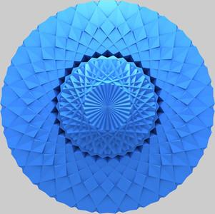 geometric mandala
