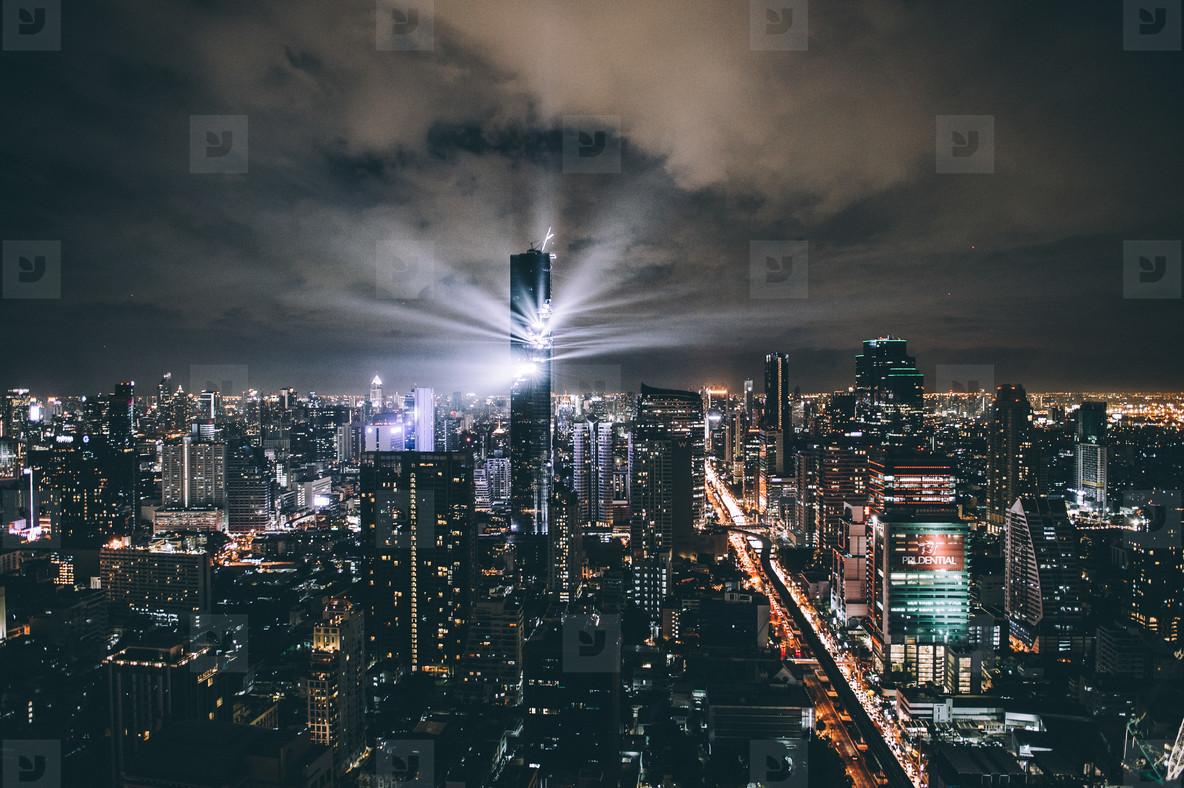 The Night of Lights  Bangkok