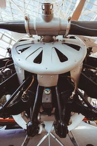 Boeing Aerospace Museum Engine