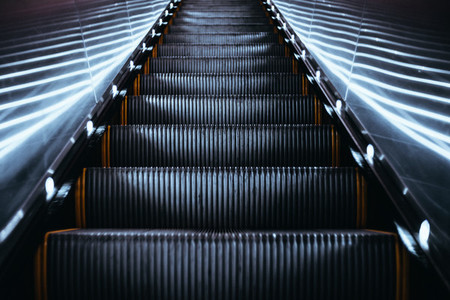 Dark Escalator
