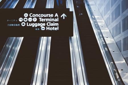 Detroit Airport Signage