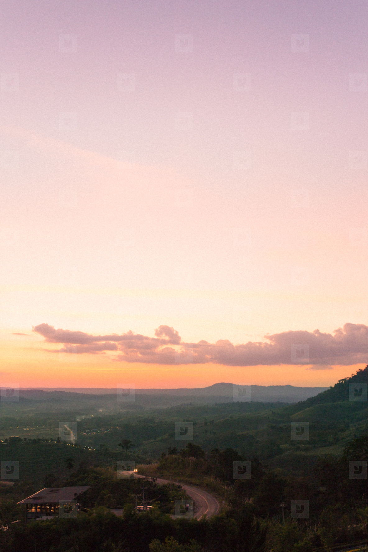 Majestic sunset  01