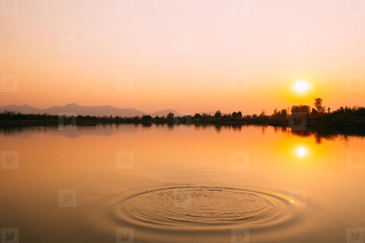 Majestic sunset  02