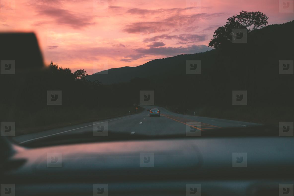 Majestic sunset  03