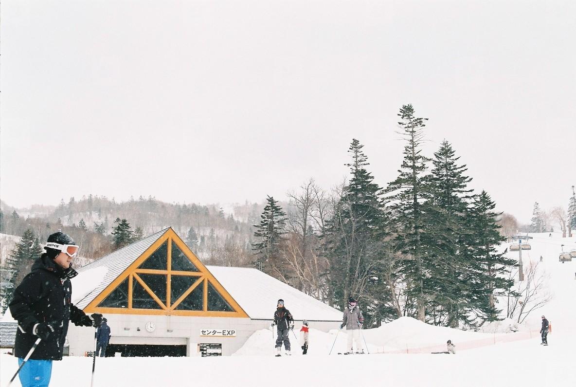 Ski Resort  Hokkaido  02