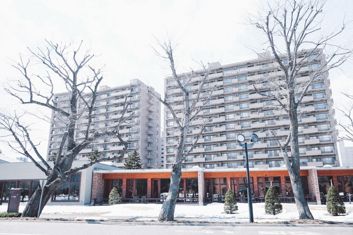 Building in Hokkaido  03