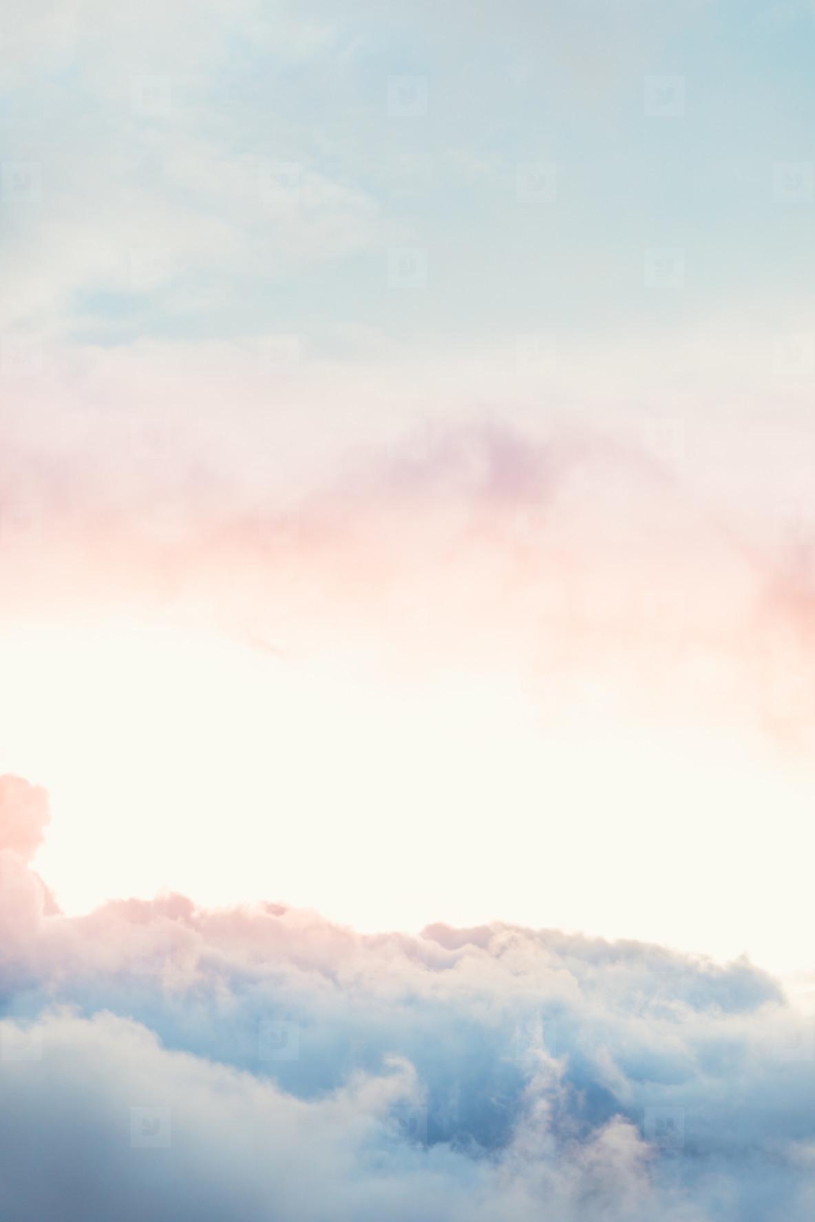 Dramatic Clouds  01