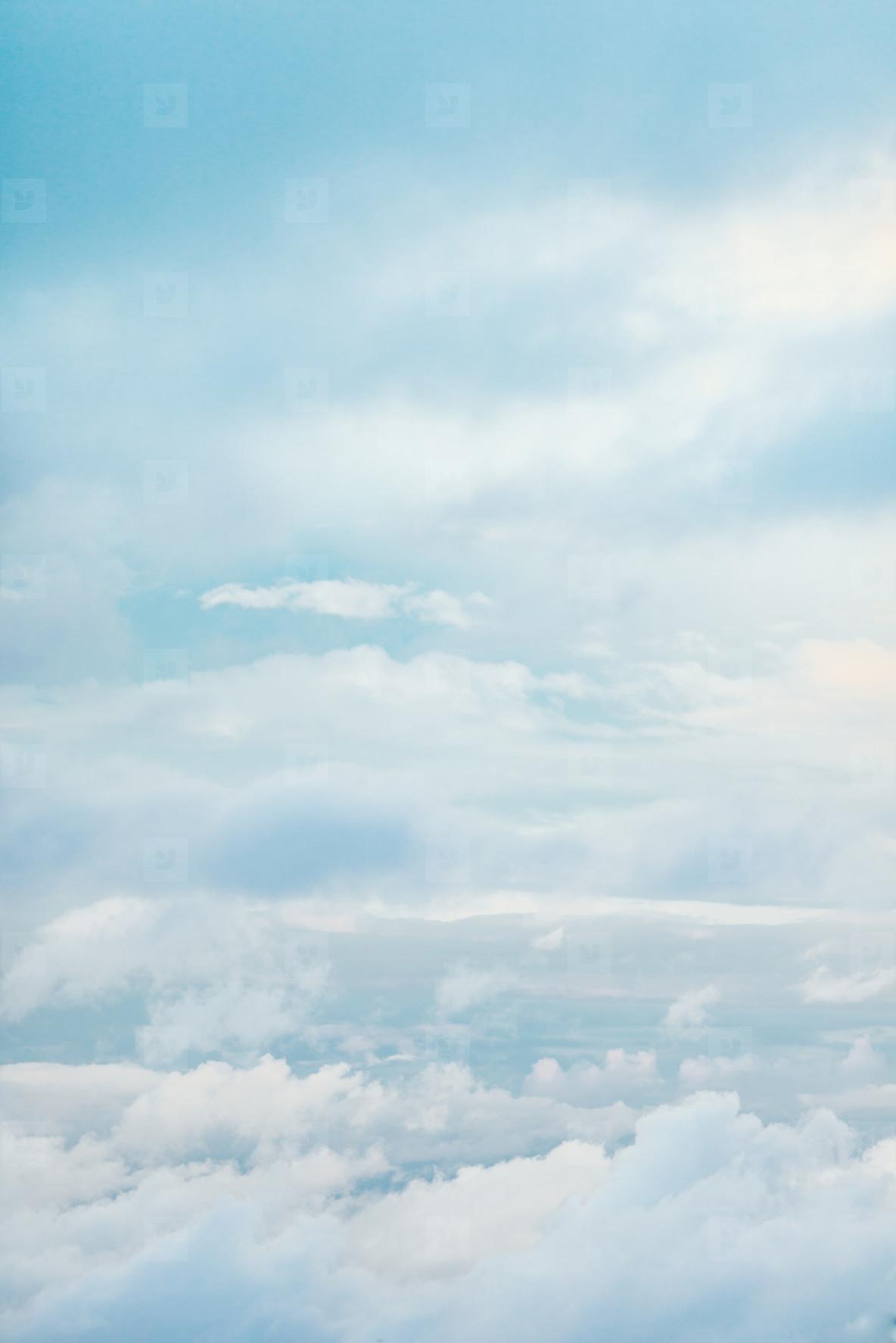 Dramatic Clouds  02