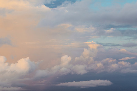 Dramatic Clouds  03