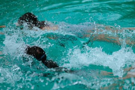 Swimming Motions 01