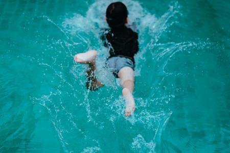 Swimming Motions 02