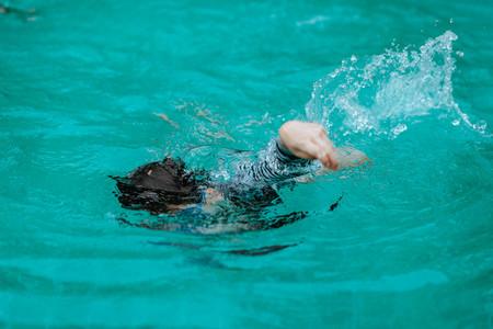 Swimming Motions 03