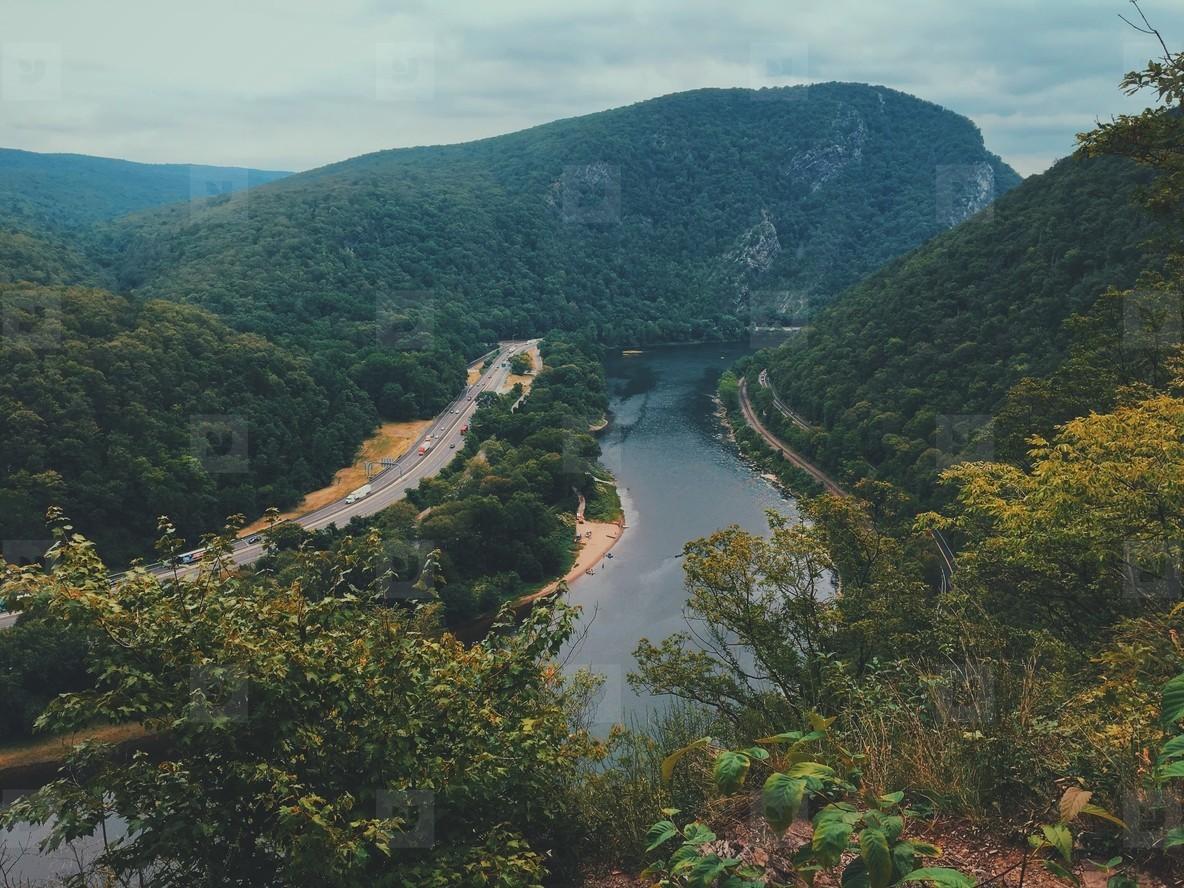 Pennsylvania overlook