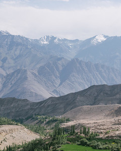 Mountain view  Ladakh  India 02