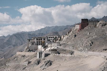 Lamayuru monastery  India