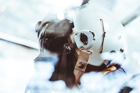 Phantom Pilot Helmet 2
