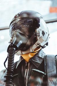 Phantom Pilot Helmet 3