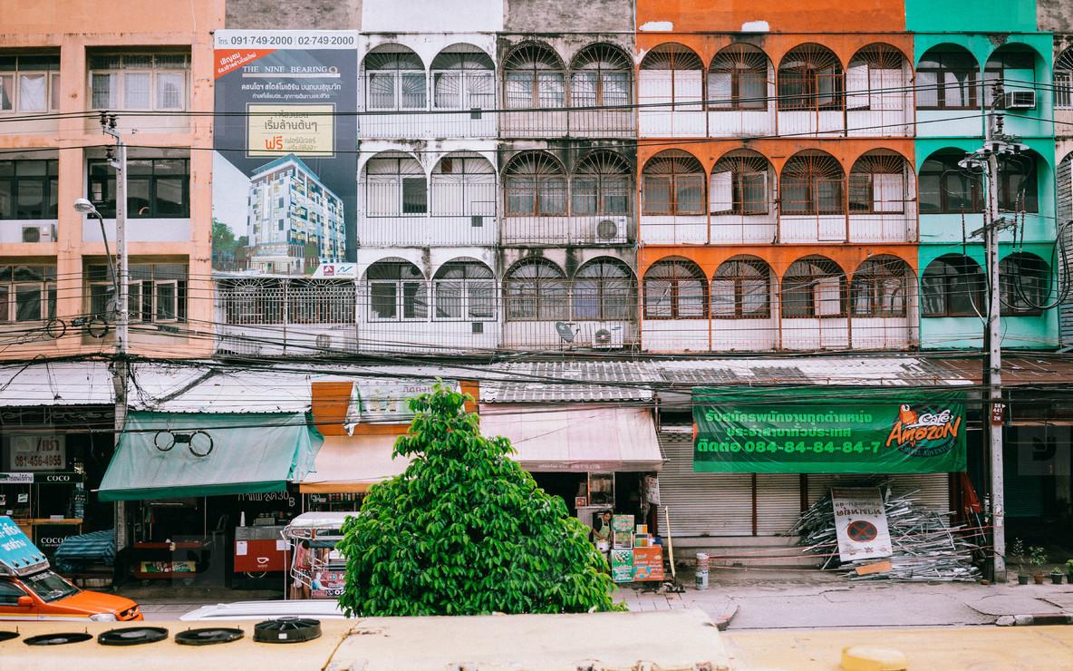 Bangkok Shops