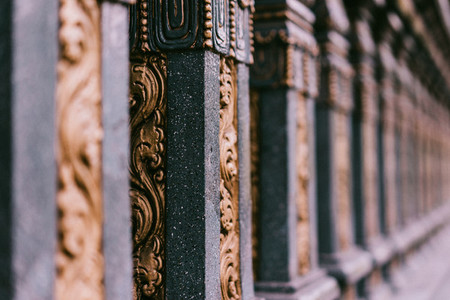 Shrine Pillars