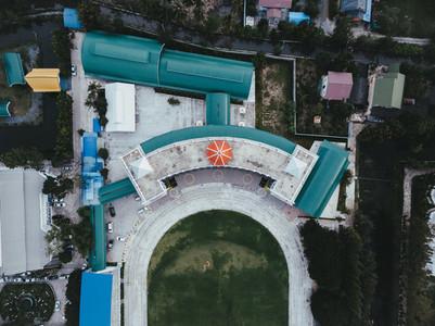 Dome Architecture 04