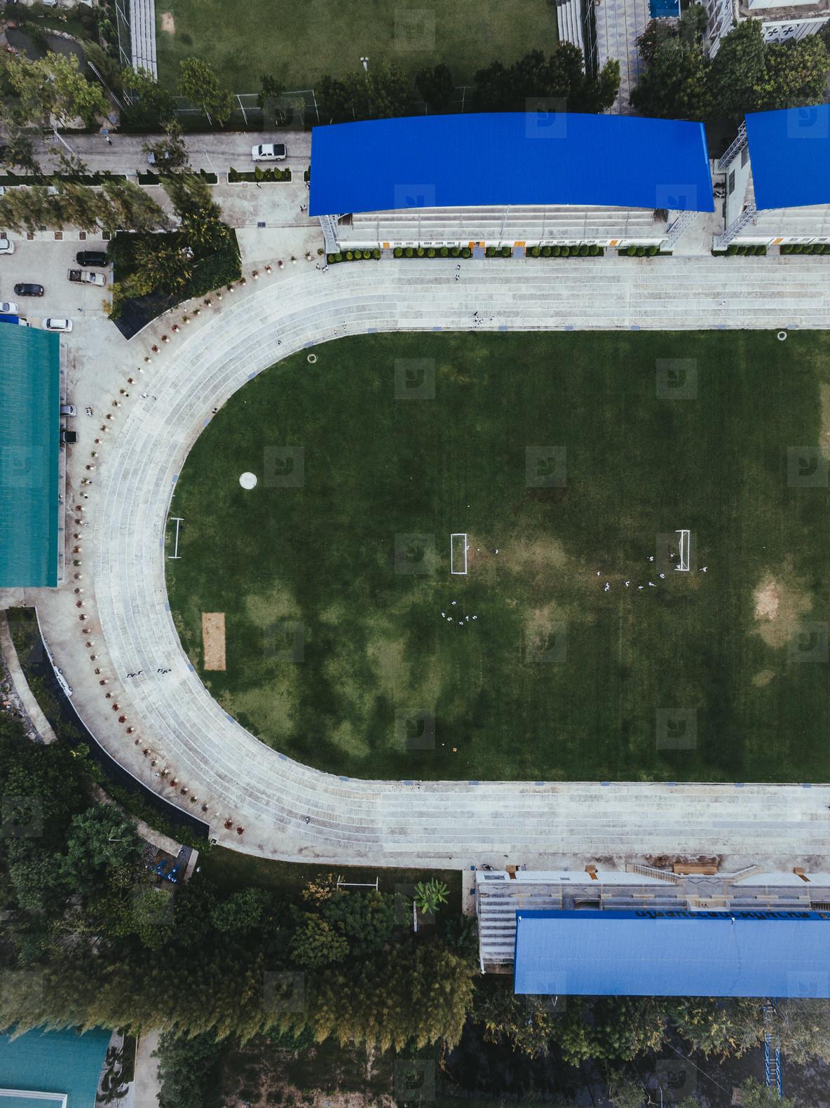 Bangkok School Stadium 03