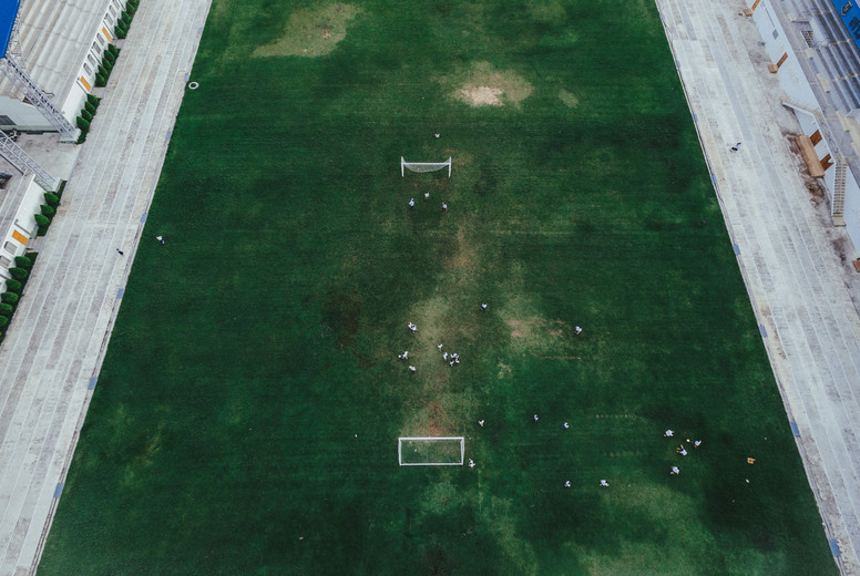 Football Pitch 01