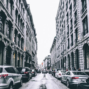 Street of Montreal