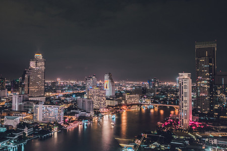Bangkok Riverfront