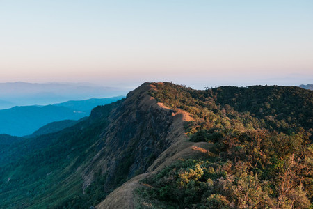 Mon Jong Mou Mountain