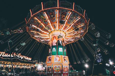 Children039 s carousel