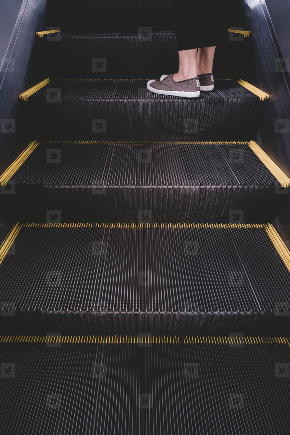 Escalator Shoes