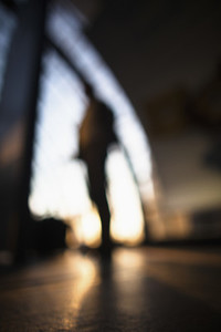 Urban Scenes Defocused 01