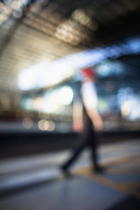 Urban Scenes Defocused 05