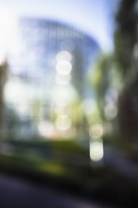 Urban Scenes Defocused 07