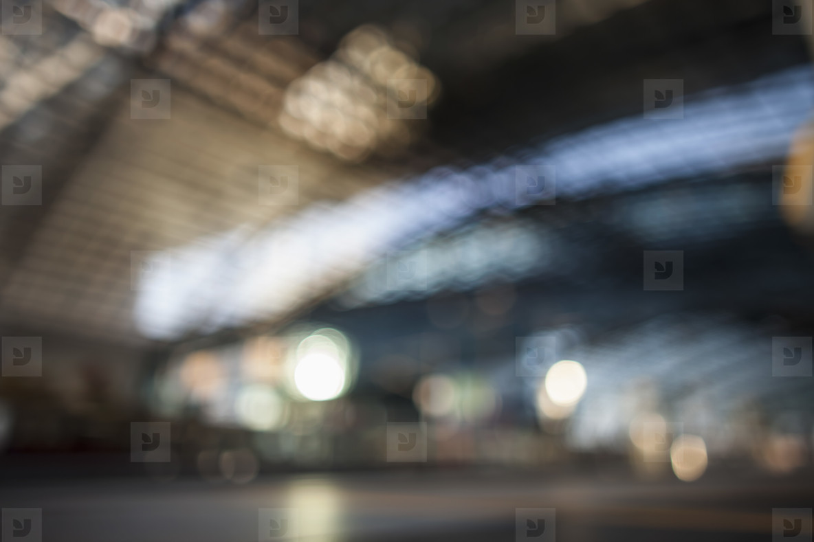 Urban Scenes Defocused  11
