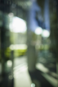 Urban Scenes Defocused  13