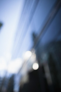 Urban Scenes Defocused  15