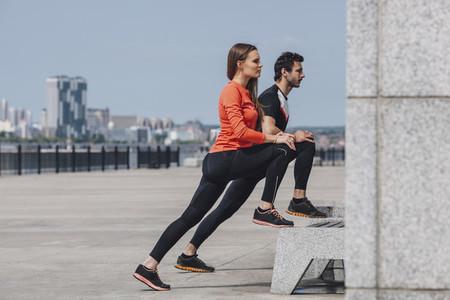 Urban Exercise  10