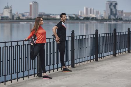 Urban Exercise  13