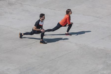 Urban Exercise  16
