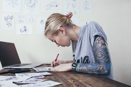Tattoo You 02