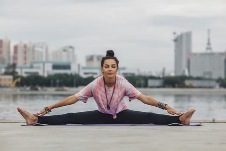 Yoga Promenade 06