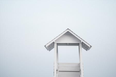 White Hut
