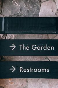 Resort Signage