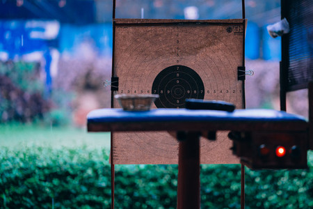 Shooting Range 04
