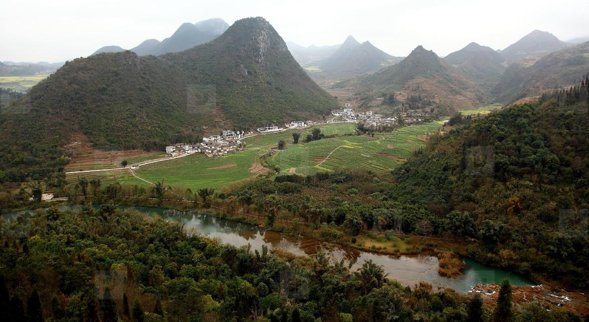 Jiulong river   China