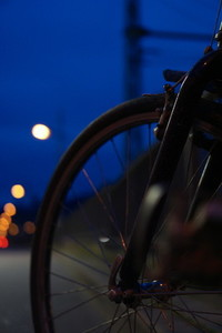 night bike